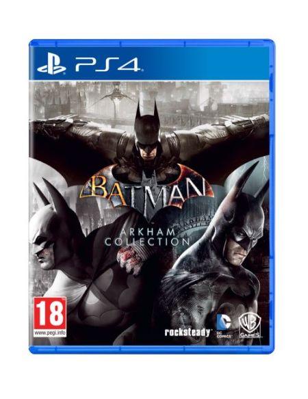 Batman : Arkham Collection PS4
