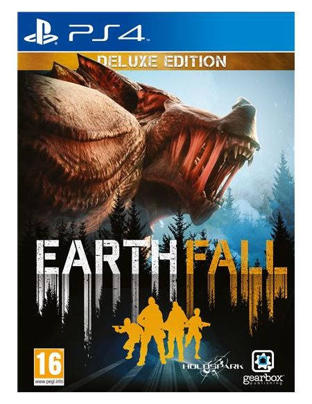 Earthfall Edition Deluxe PS4