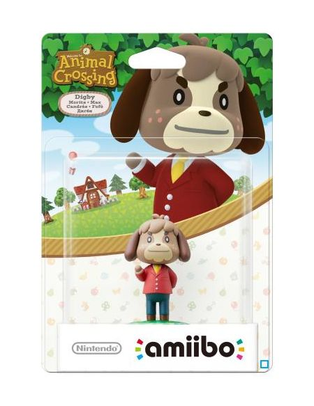Figurine Amiibo - Animal Crossing - Max