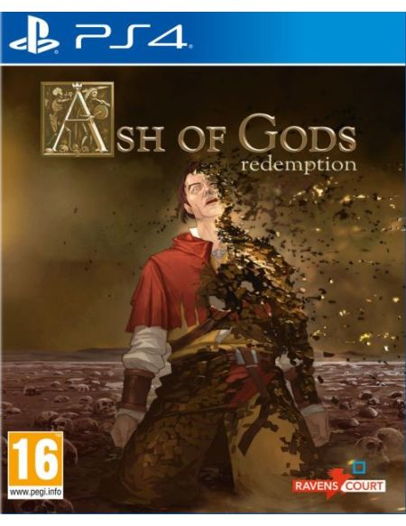 Ash of Gods Redemption PS4