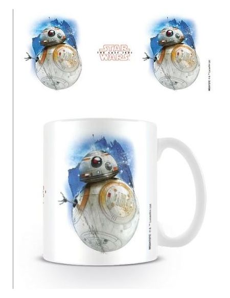 Mug Star Wars The Last Jedi BB-8 Brushstroke 315 ml