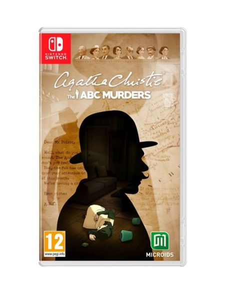 Agatha Christie : The ABC Murders Nintendo Switch