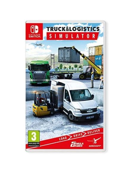 Truck et Logistics Simulator pour Nintendo Switch