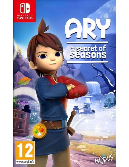 Ary and The Secret of Seasons Nintendo Nintendo Switch
