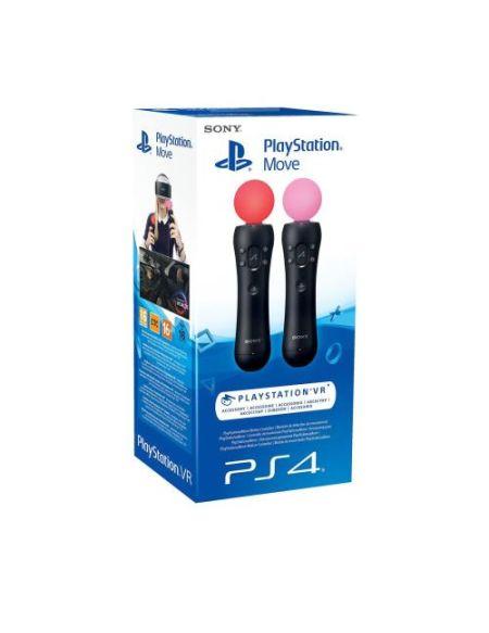 Pack de 2 manettes de détection de mouvement Sony PlayStation Move pour PS4 VR