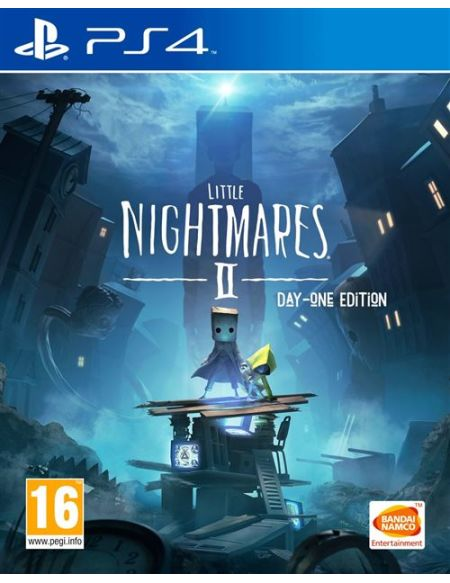 Little Nightmares II Edition Day One PS4