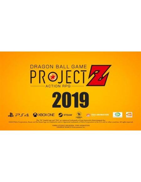 Dragon Ball Game Project Z Xbox One