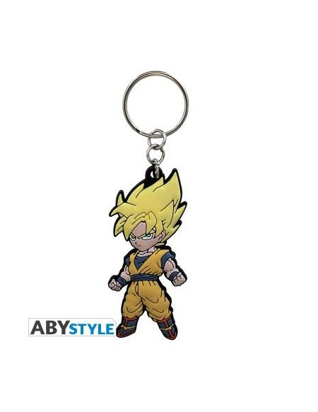 Porte-clés PVC Dragon Ball Z Goku