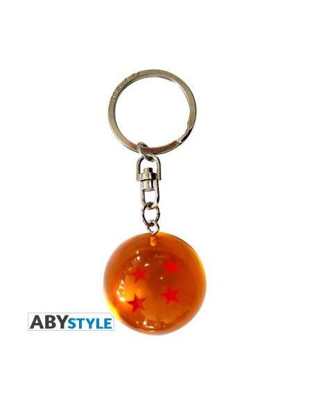 Porte-clés 3D Dragon Ball Z - Boule de cristal