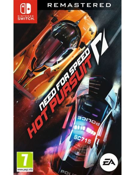 Need for Speed : Hot Pursuit Remastered Nintendo Switch