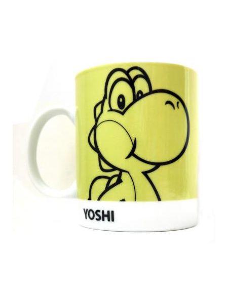 Mug Nintendo Yoshi 2D 35 cl