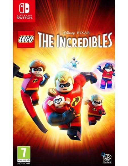 LEGO Disney / Pixar Les Indestructibles Nintendo Switch