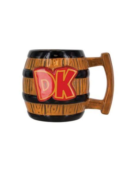 Mug Nintendo Donkey Kong 3D 400 Ml