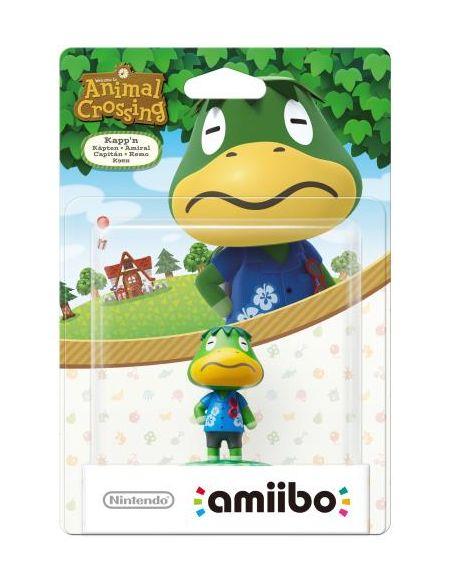 Figurine Amiibo Animal Crossing Amiral
