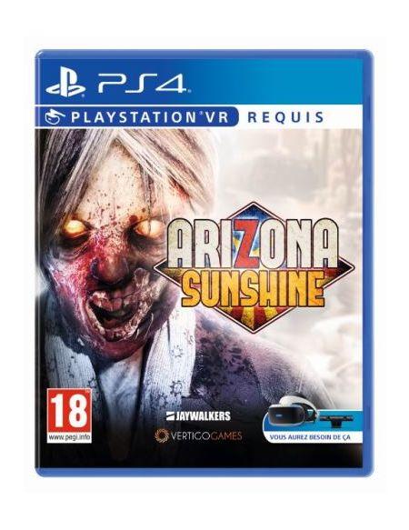 Arizona Sunshine PS4 VR