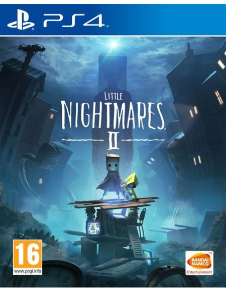 Little Nightmares II TV Edition Edition Collector's PS4