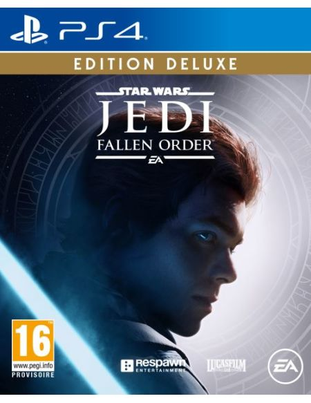 Star Wars Jedi Fallen Order Edition Deluxe PS4