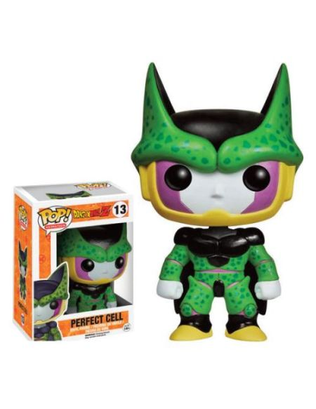 Figurine Funko Pop Dragon Ball Z Perfect Cell