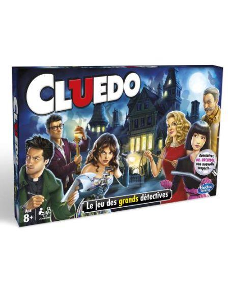 Jeu de société Hasbro Cluedo Nouvelle Version