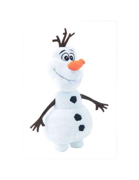 Peluche La Reine des neiges - Olaf - 20 cm