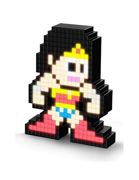 Figurine Pixel Pals Light Up DC Comics Wonder Woman