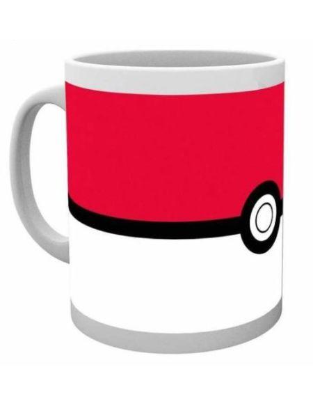 Mug Pokemon Pokeball
