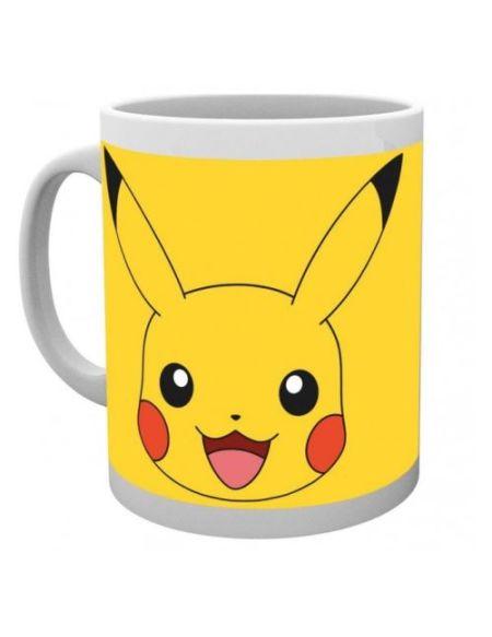 Mug Pokemon Pikachiu