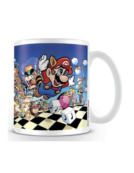 Mug Super Mario Art