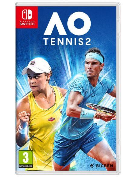 AO Tennis 2 Nintendo Switch
