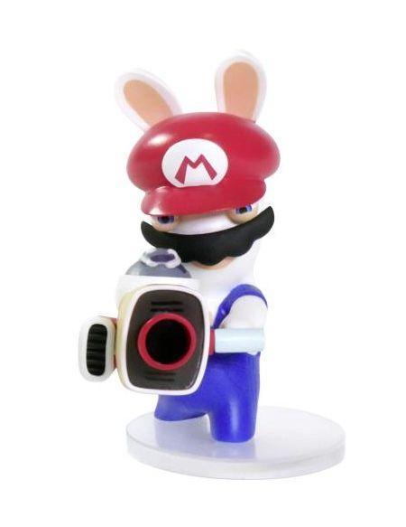 Figurine Mario et Les Lapins Crétins Kingdom Battle Mario 8 cm