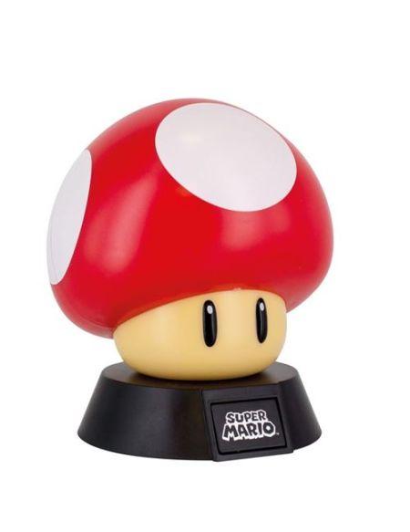 Lampe 3D Nintendo Super Mario Power-Up 10 cm