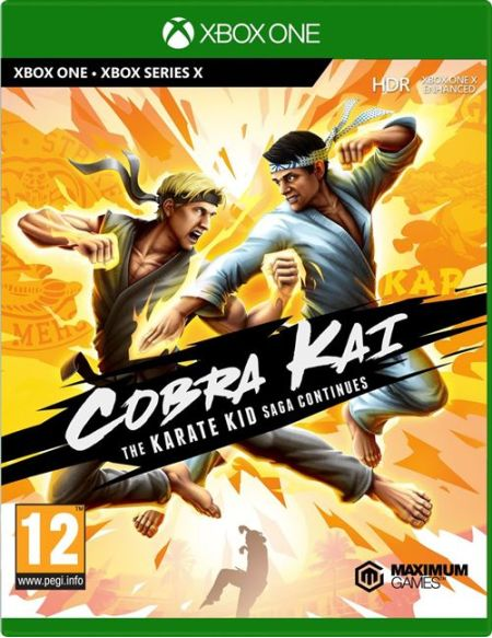 Cobra Kai : The Karate Kid Saga Continues Xbox One