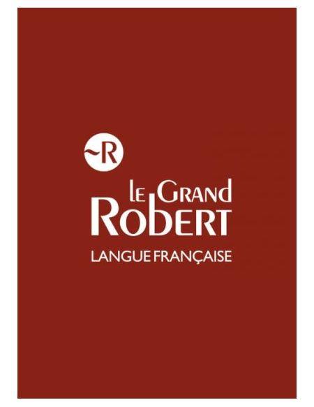 Le Grand Robert de la langue française