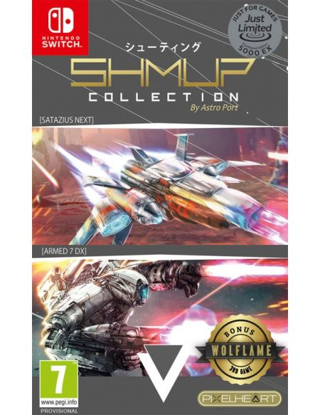 Shmup Collection By Astroport Just Limited Nintendo Switch