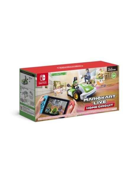 Mario Kart Live Home Circuit : Luigi Nintendo Switch