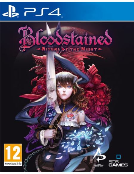 Bloodstained : Ritual of the Night PS4
