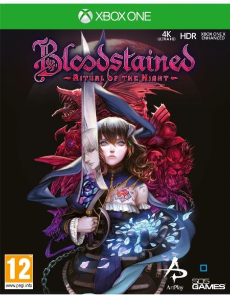 Bloodstained : Ritual of the Night Xbox One
