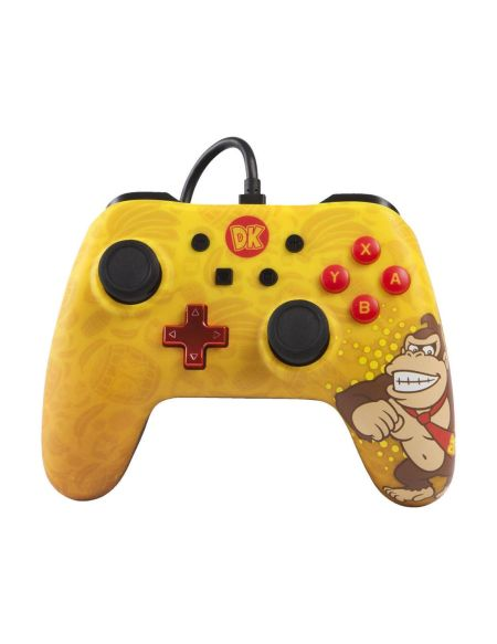 Manette Filaire Pro Officielle Nintendo Switch Donkey Kong