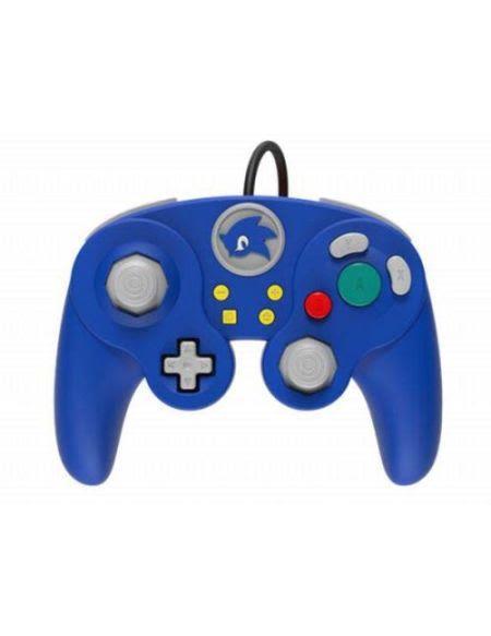 Manette filaire Nintendo Switch Smash Bros | Sonic
