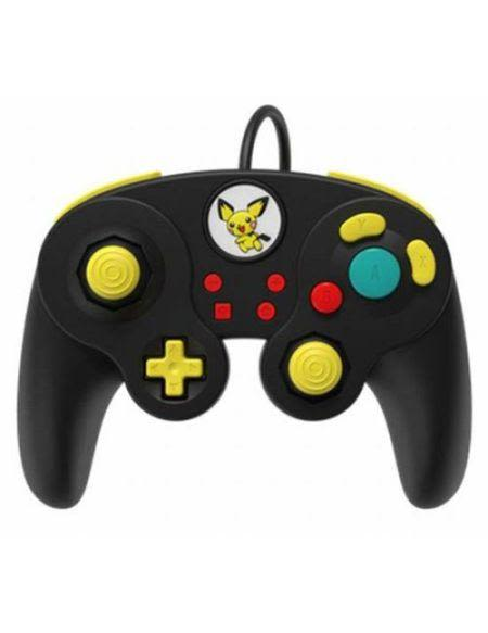 Manette filaire Nintendo Switch Smash Bros | Pokémon Pichu
