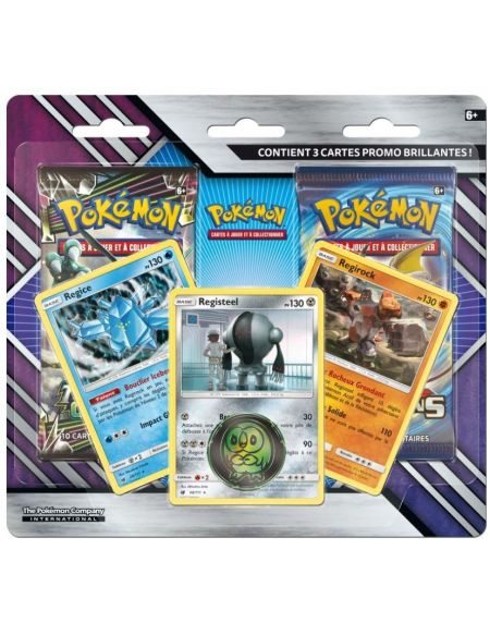 PACK 2 BOOSTERS SL07 + CARTES PROMO