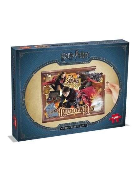 Puzzle Harry Potter - 1000 Pièces Quidditch