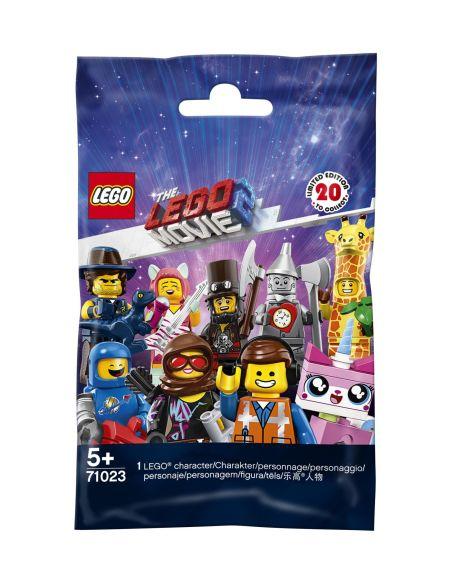 Minifigures - THE LEGO® MOVIE 2 - 71023 (Figurine vendue à l'unité)