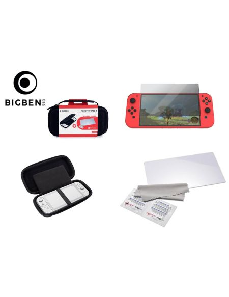 Pack 5 accessoires Nintendo Switch Lite