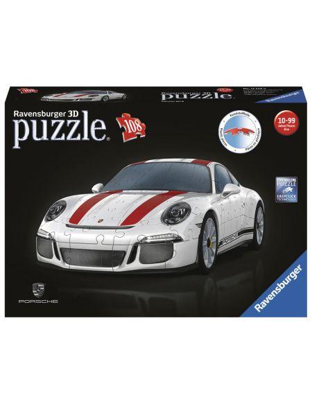 Puzzle 3D Porsche 911 R
