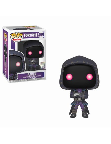 Raven - Fortnite - Figurine Funko POP n°459