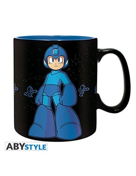 Megaman - Mug Skeleton