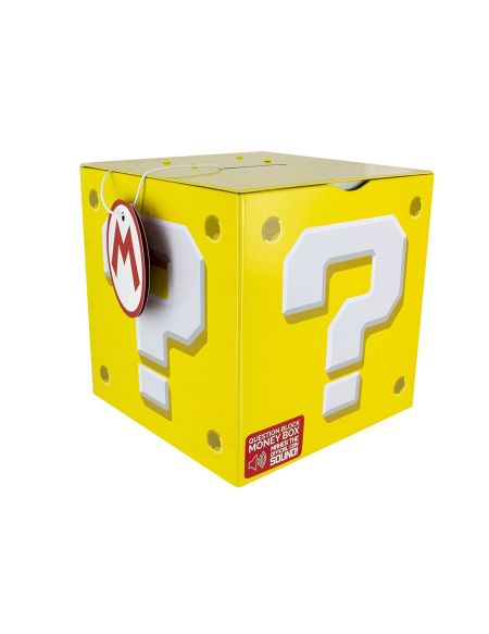 Nintendo - Tirelire Question Block