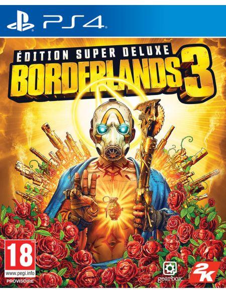 Borderlands 3 - Edition super deluxe