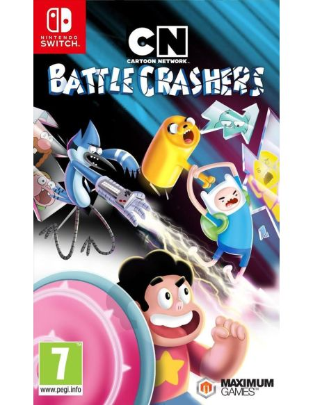 Cartoon Network : Battle Crashers - Reissue